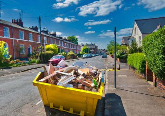 Hire A Reliable Skip Clearance Company To Lift Your Rubbish