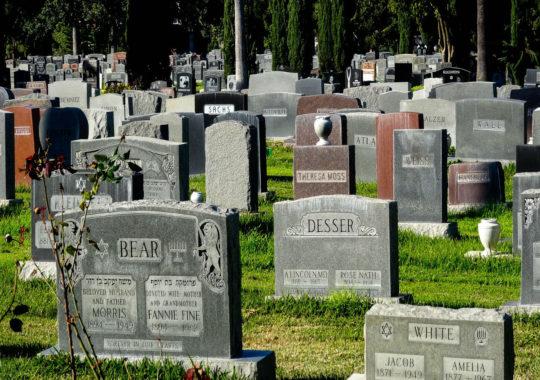 Hollywood Graveyard – Memorial Day Special