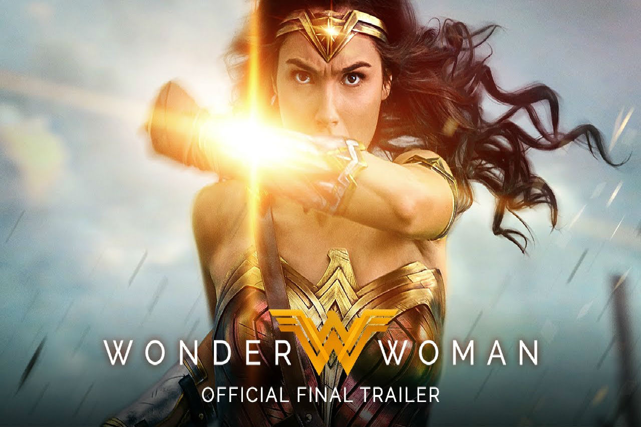 WONDER WOMAN – Rise of the Warrior