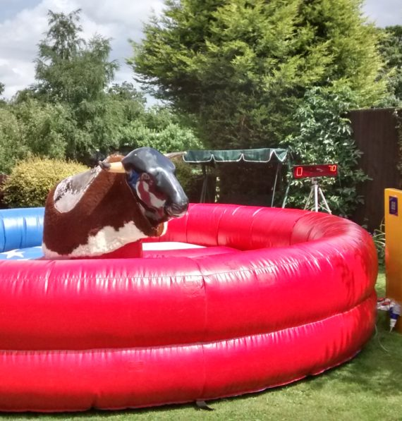 How To Protect Yourself When Riding The Mechanical Bull?