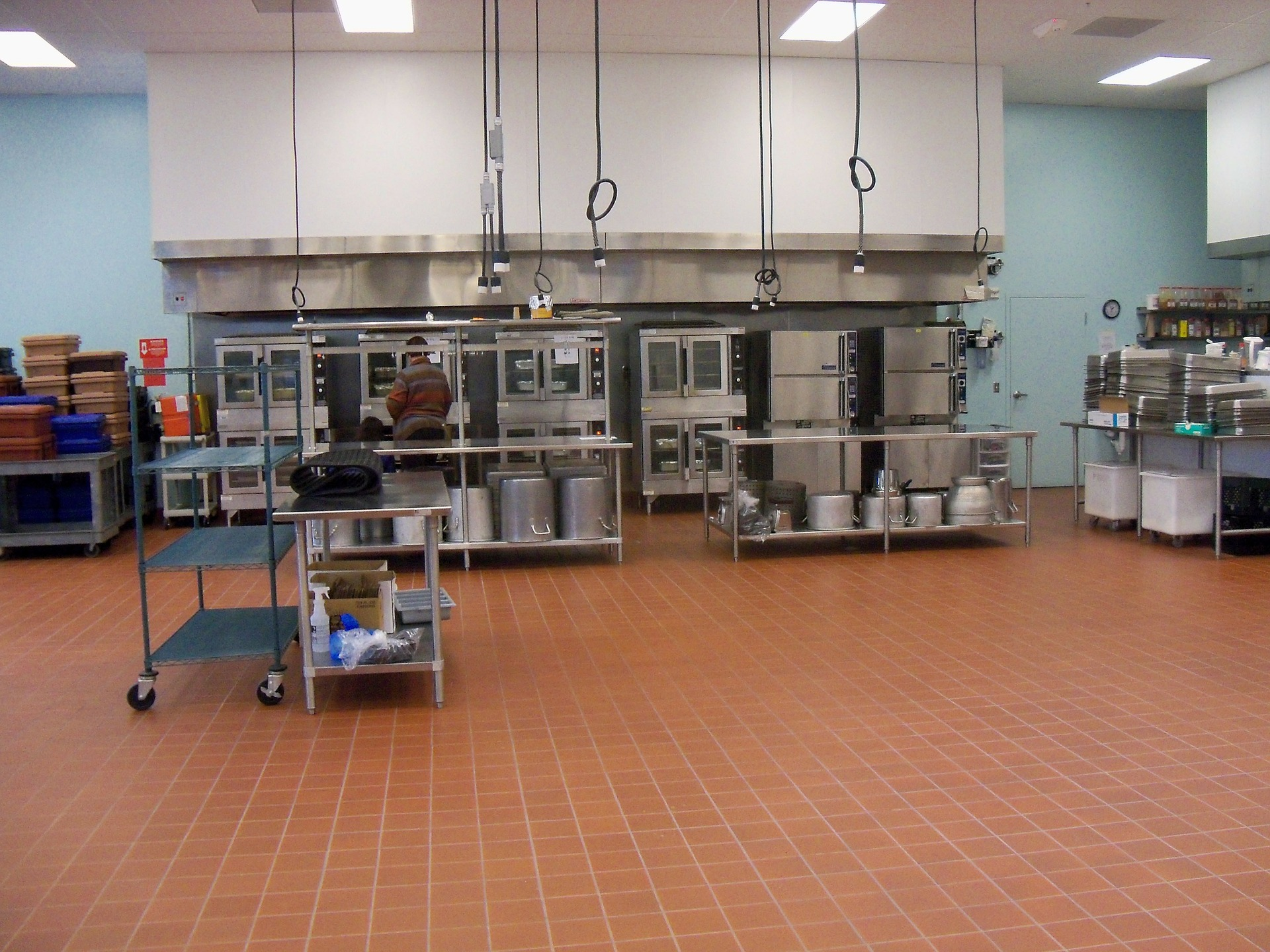 What Equipment Does Every Commercial Kitchen Need?