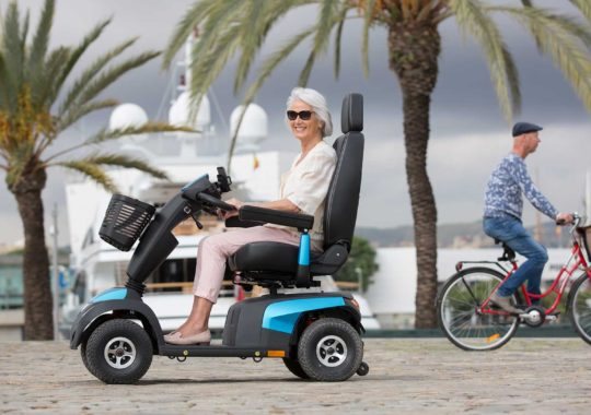 A New Backbone For The People With Mobility Impairment