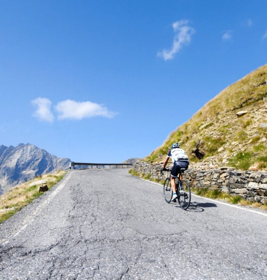 5 Health Benefits Of Cycling