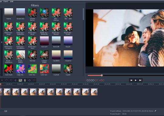 Movavi Video Editor Allows You to Merge MP4 Files Effortlessly
